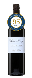 2011 Dairy Hill Shiraz